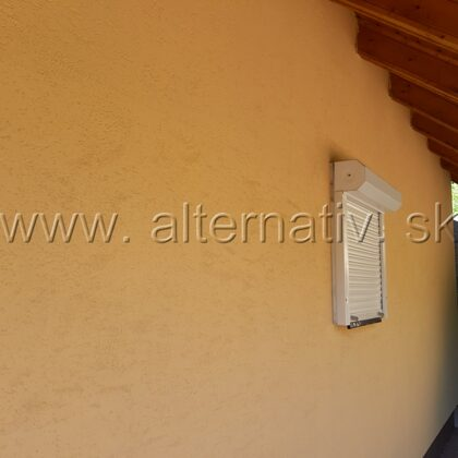 maľovanie fasády, Bojnice