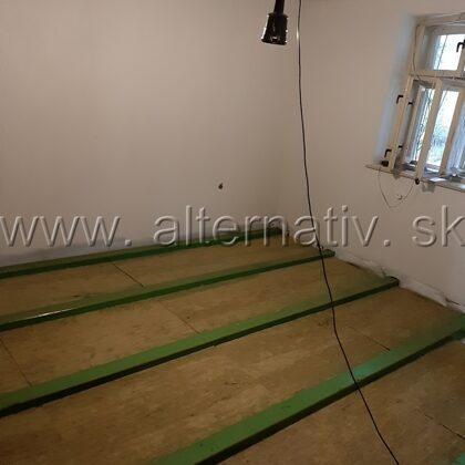 zateplenie podlahy na chalupe