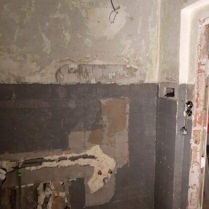prerábka kúpelňe v rodinnom dome