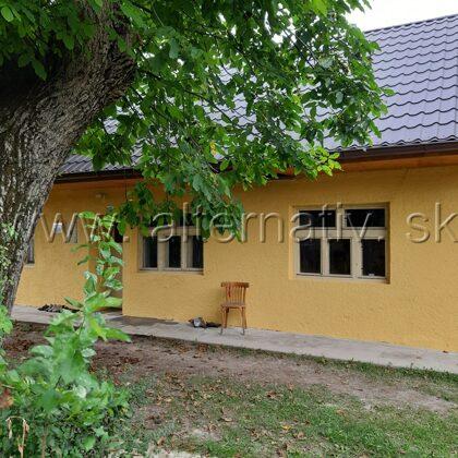oprava starého domu