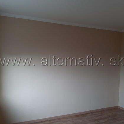 vamaľovanie izby