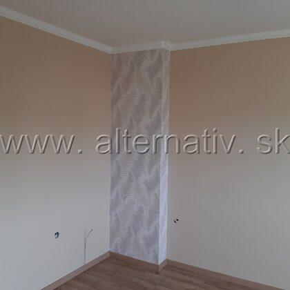 maľovanie bytu Prievidza