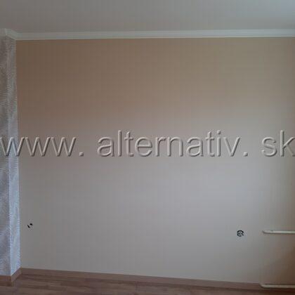 maľovanie izba